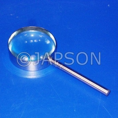 Hand Lens/Magnifier All Metal