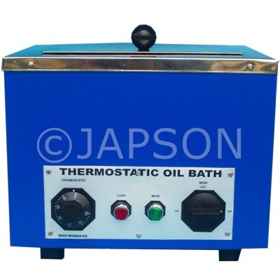 High Temperature Oil Bath, Economy