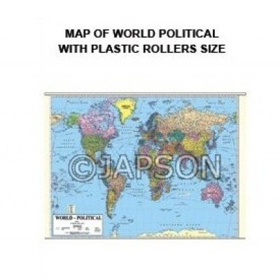 Map Of World Political