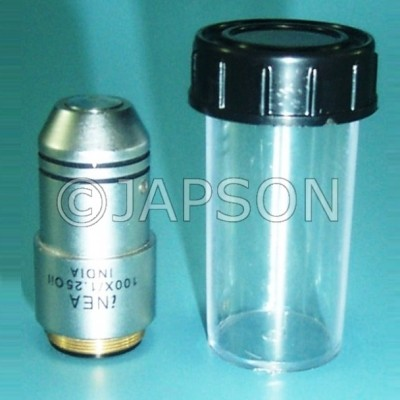 Microscope Objective Lens, Olympus Long Type