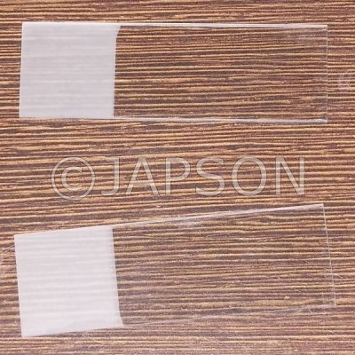Microscope Slide, Frosted