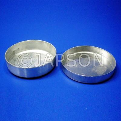 Moisture Dish / Aluminium Petri Dish