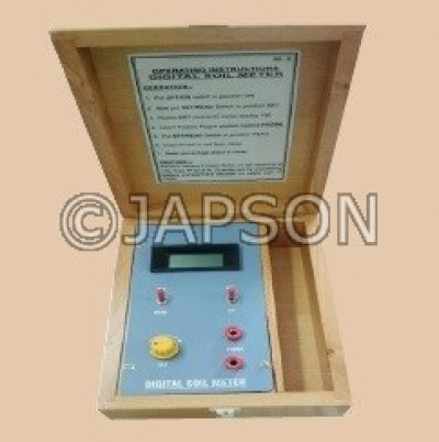 Moisture Meter for Soil, Digital
