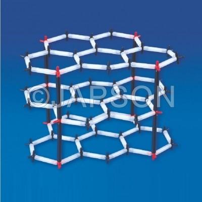 Molecular Model Set (Diamond/Graphite/Sodium Chloride)
