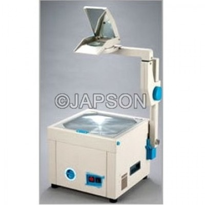 Over Head Projector, Deluxe, ABS Body