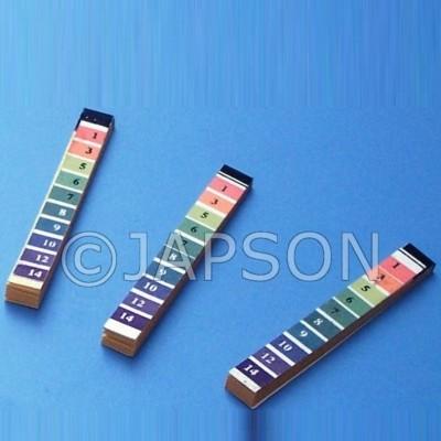 pH Indicator Paper Narrow Range - Packs and Rolls