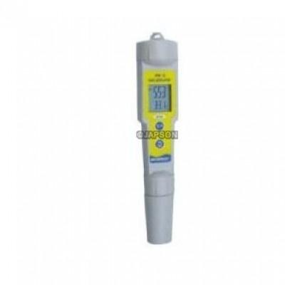 pH Meter, Digital, A.T.C. Waterproof (Pocket Model)