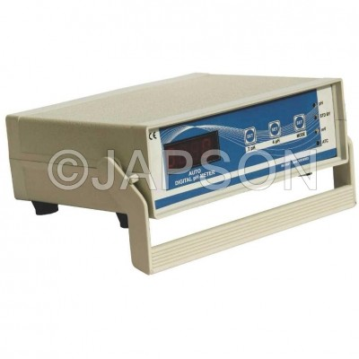 pH Meter, Digital, Table Model