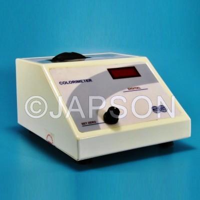 Photocolorimeter, 8 Filters, Digital, Table Model