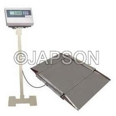 Platform Scale, Stainless Steel 304