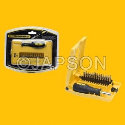 Precision Screw Driver Kit