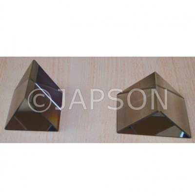 Prism, Superior/Crown Glass