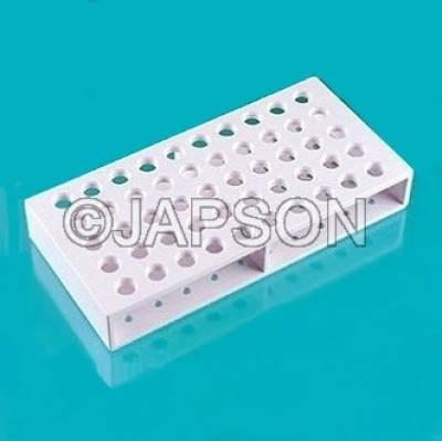 Rack for Micro Centrifuge Tubes, ABS