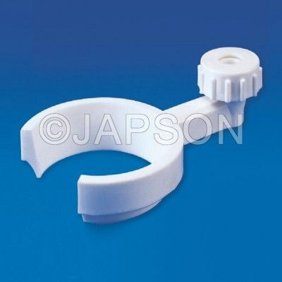Separatory Funnel Holder, Plastic