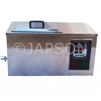 Serological Water Bath, Digital Temperature Controller, All Stainless Steel