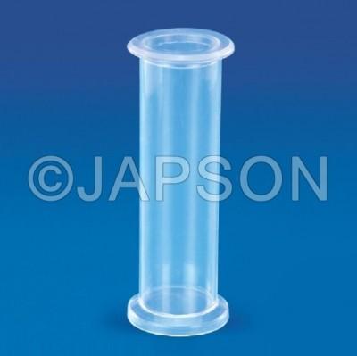 Specimen Jar (Gas Jar), Plastic