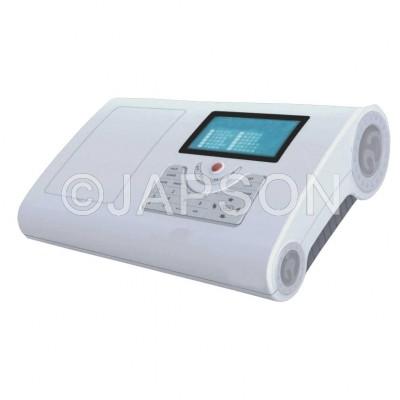 Spectrophotometer, Microprocessor Based, UV-VIS, Double Beam