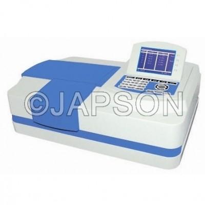 Spectrophotometer, Microprocessor Based, UV-VIS Double Beam, Advanced Model