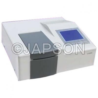Spectrophotometer, UV-VIS Double Beam, Advanced Touch Screen Model