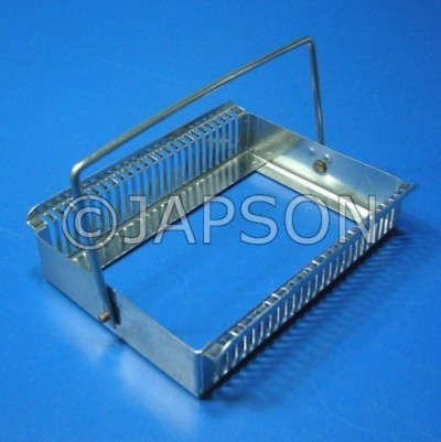 Slide Staining Tray, Rack