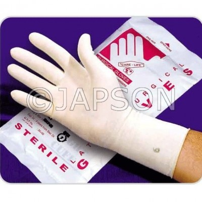 Surgical Gloves, Latex