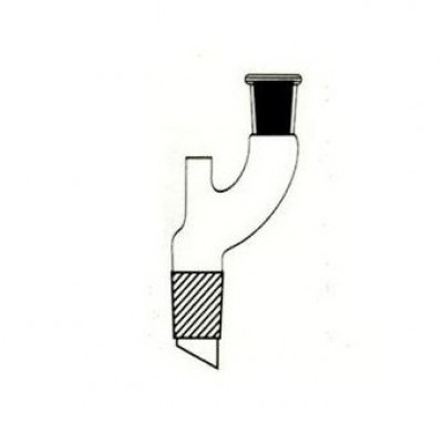 Swan Neck For Use With Airleak Tube Adapters