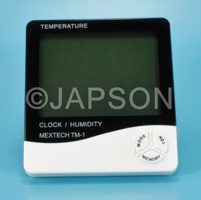 Thermo-Hygrometer, Digital
