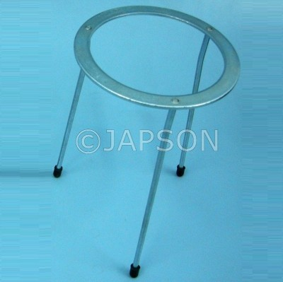 Tripod Stand, Plate Type, Stainless Steel