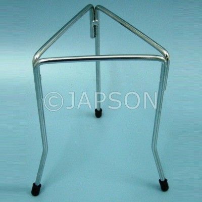 Tripod Stand, Stainless Steel