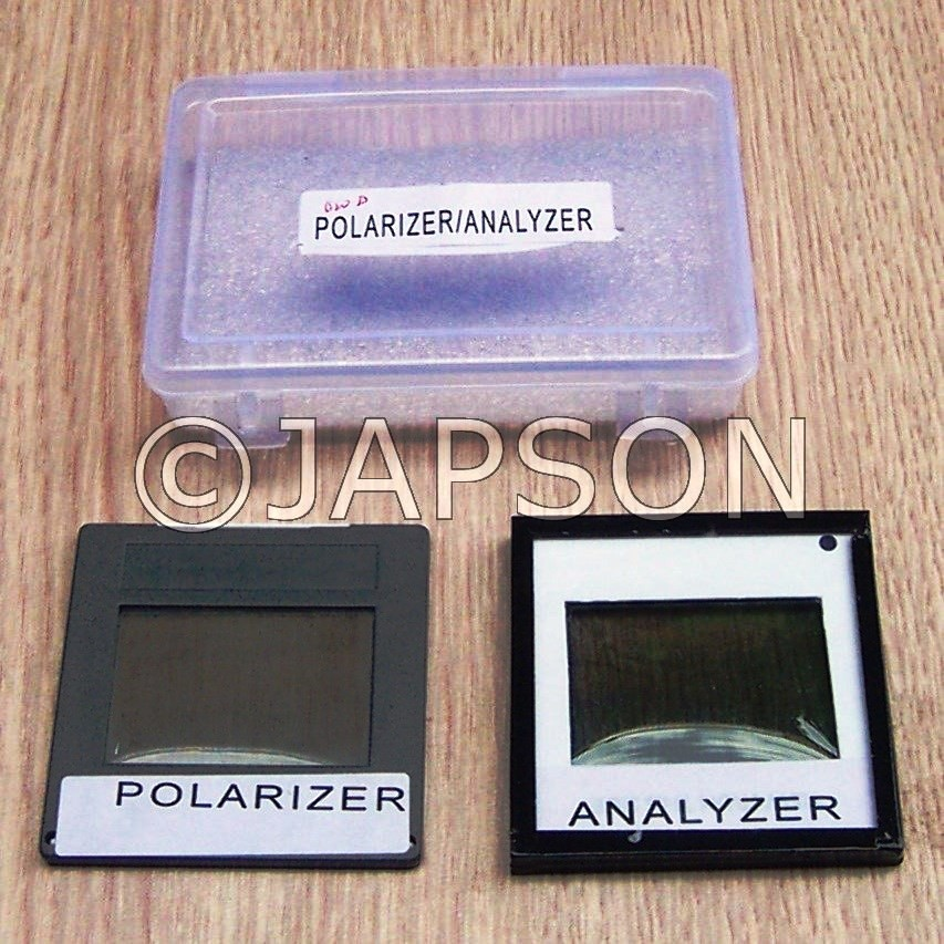 Polarizer/Analyzer