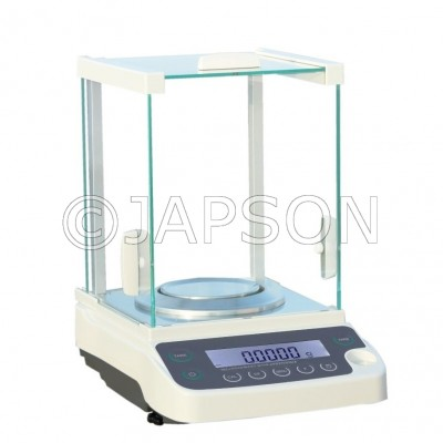 Digital Analytical and Precision Balance, External Calibration