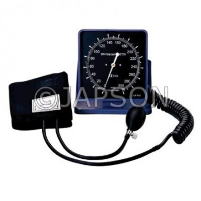 Aneroid Sphygmomanometer, ABS Desk/Wall Type