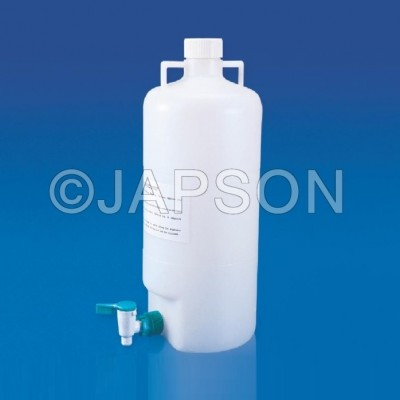 Aspirator Bottle, PP
