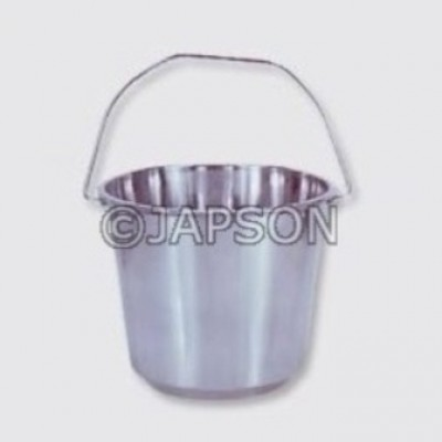 Bucket (Pail), Stainless Steel