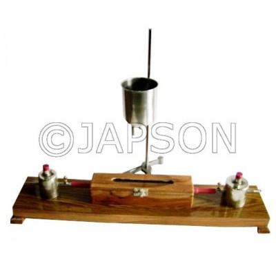 Callendar  &  Barne's Apparatus ( Continuous Flow)