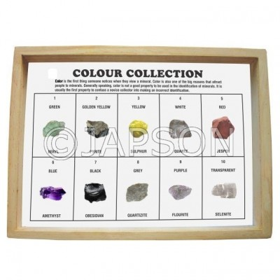 Colour Collection, Set of 10