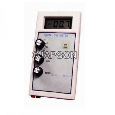 Dissolved Oxygen Meter, Digital, Portable