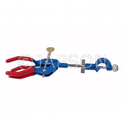 Four Prong, Retort Clamp, Rotatable