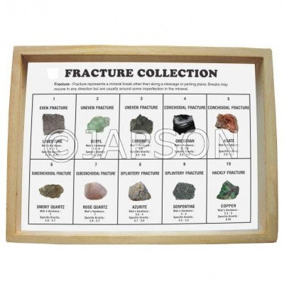 Fracture Collection, Set of 10