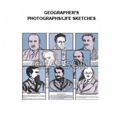 Geographer Sketches, 3D