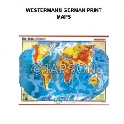 German Print Maps