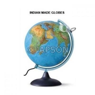 Globes, Economy