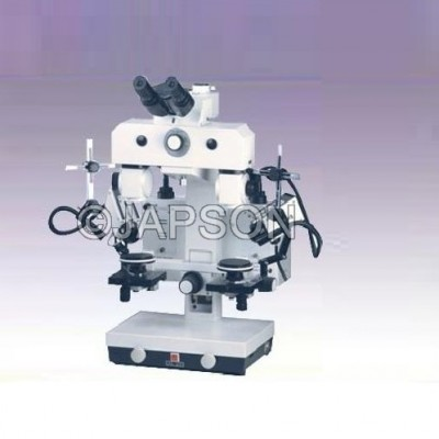 High Precision Comparison Microscope
