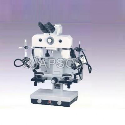 High Precision Comparison Microscope