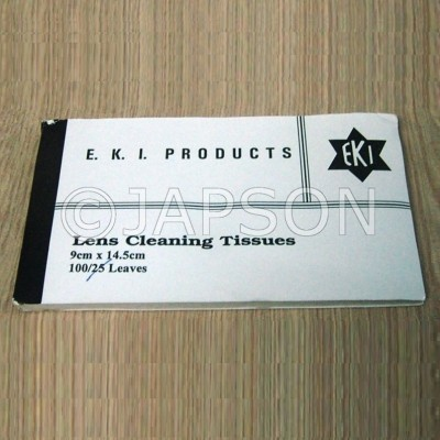 Lens Cleaning Tissue (Packet)