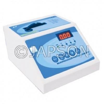 Microprocessor Based Photo Colorimeter