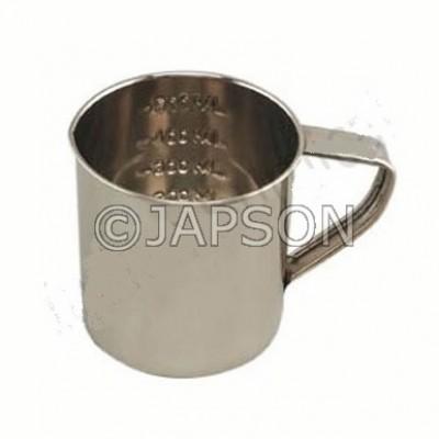 Measuring Jar, Stainless Steel