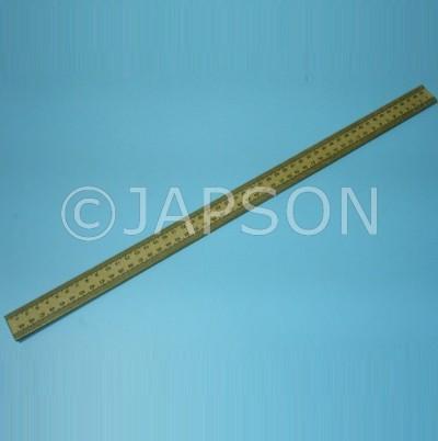 Meter Rule (Half/Full), Hard Wood/NuWood (mdf)