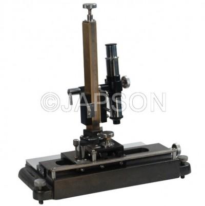 Microscope, Travelling