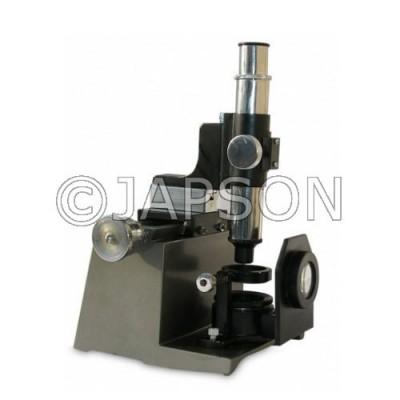 Newton's Ring Experiment Microscope